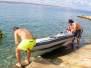 Plavecký kurz v Chorvátsku - september 2017