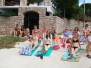 Plavecký výcvik v Chorvátsku